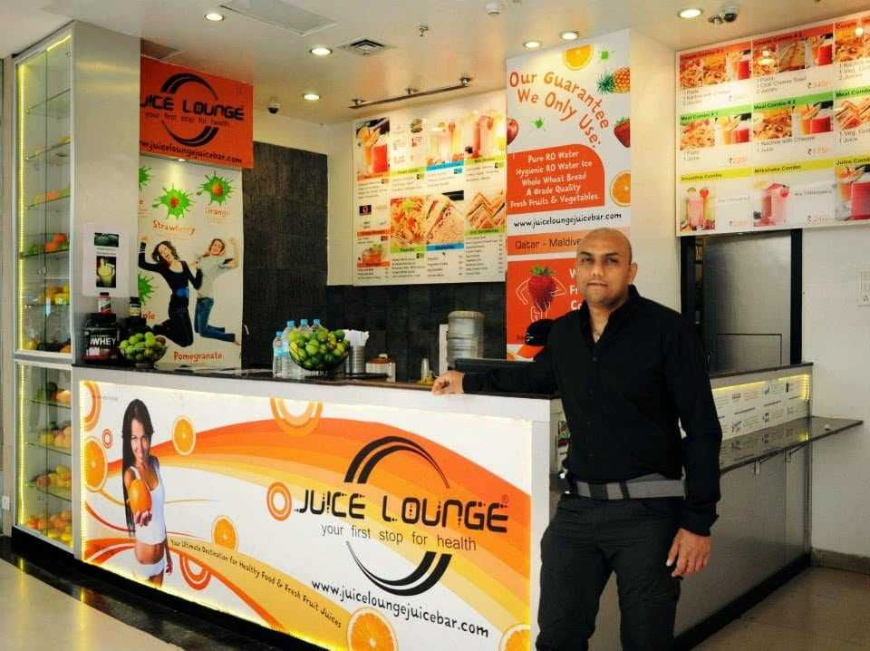 Juice Lounge franchise