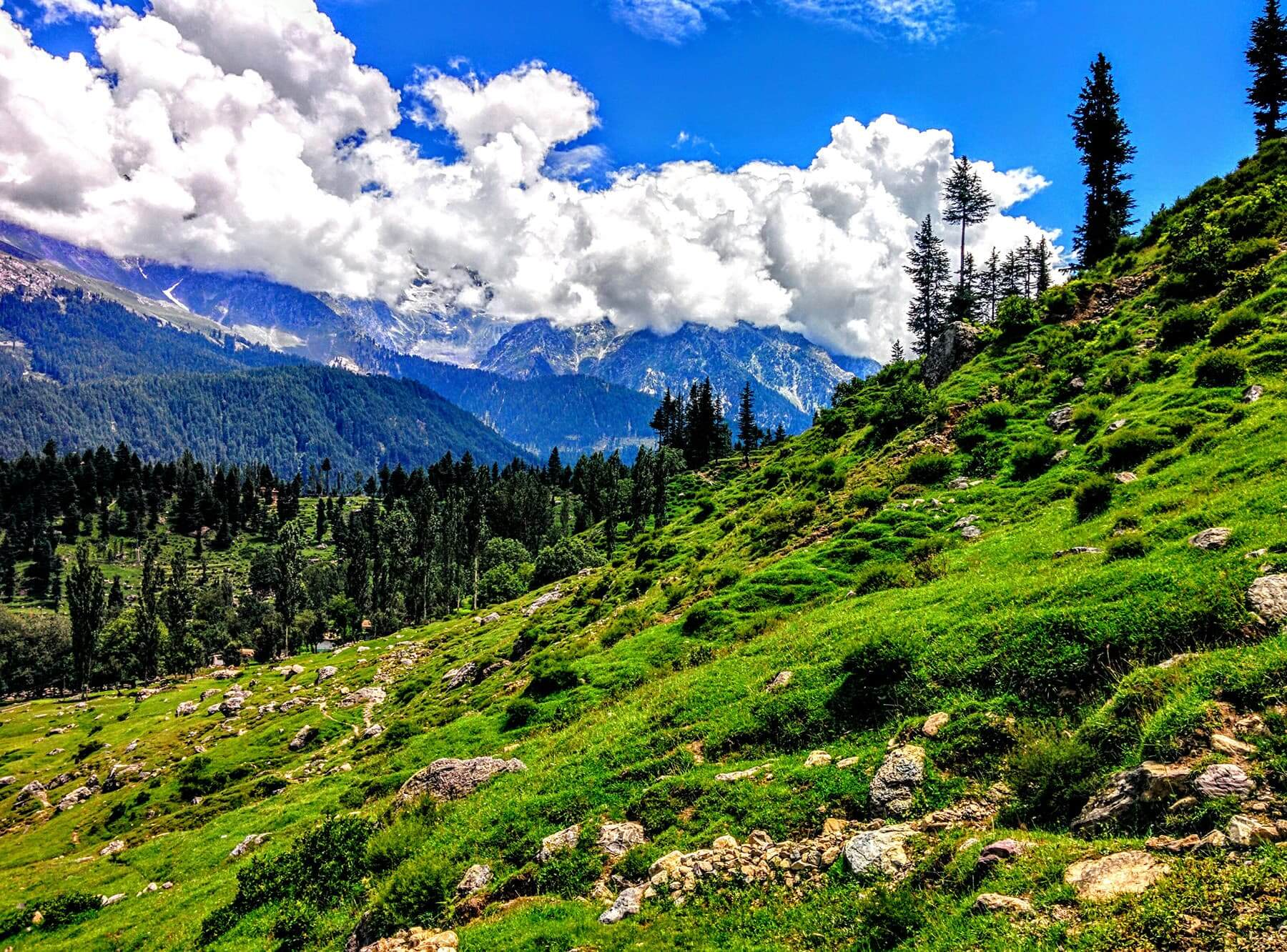 Kalam Valley Swat Pakistan
