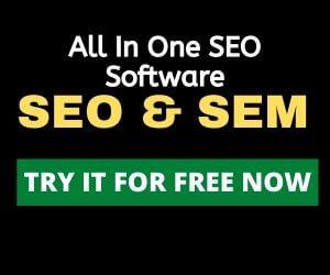 SEMRush all in one seo software