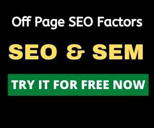 off page seo factors-SEMRush