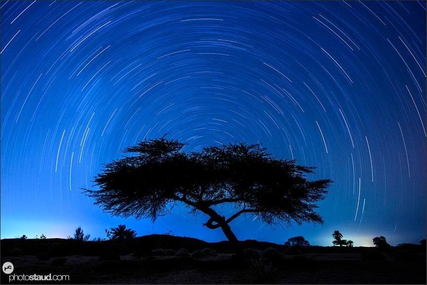 Stars over Ghazali, Sudan