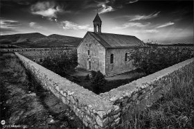 Amaras monastery, Nagorno-Karabakh