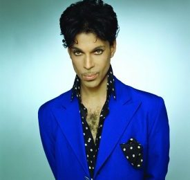 Prince in Cobalt Blue