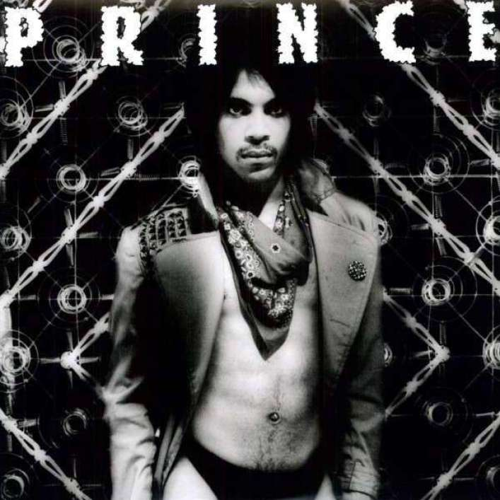 Prince Dirty Mind Album cover