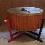 Trommelbau,workshop,schamanentrommel,earth people drum,