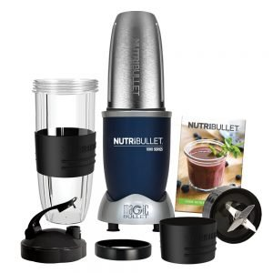 Nutribullet 1000 series with accessories