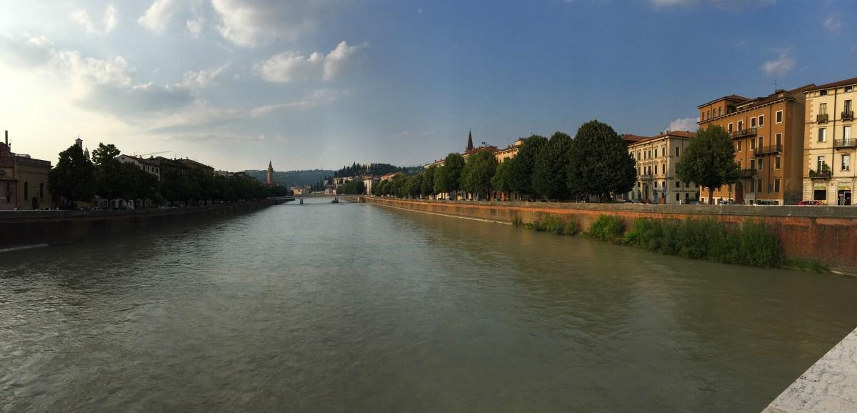 Paroramabild Verona