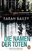 Sarah Bailey: Die Namen der Toten