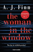 A.J. Finn: The woman in the window