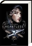 Sara Wolf: Heartless-der Kuss der Diebin
