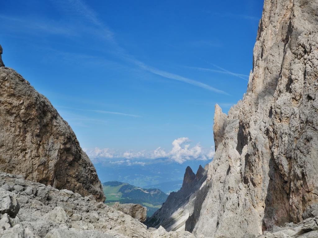 Wandern im Val Gardena