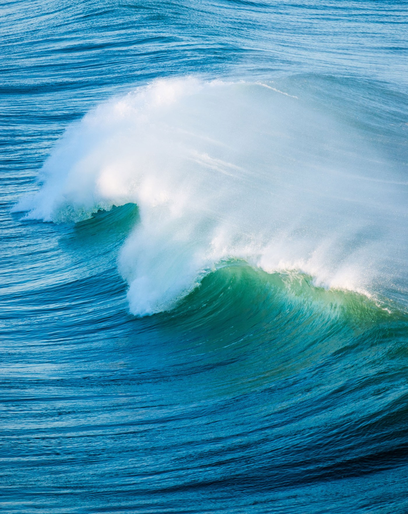 Emerald Waves - Franzi Photography