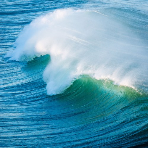 Emerald Waves - Franzi Photography