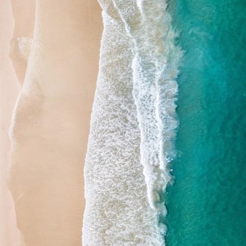 Beach layers, Wooli - Franzi Photography