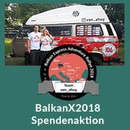 Spendenaktion 2018