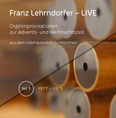 Franz Lehrndorfer – LIVE / Vol. 1