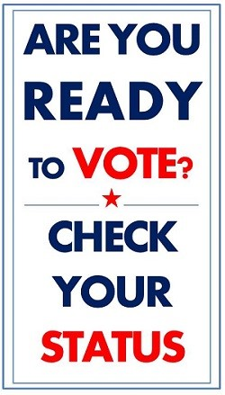 Is Your Voter Registration Current?