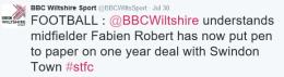 BBC Wiltshire 2015.07.30