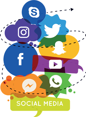 Active In Social Media