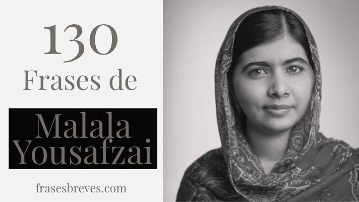 Malala Yousafzai En 130 Frases Frases Breves