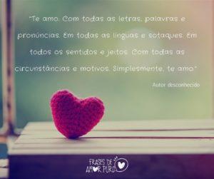 Aniversário De Namoro Frases De Amor Puro
