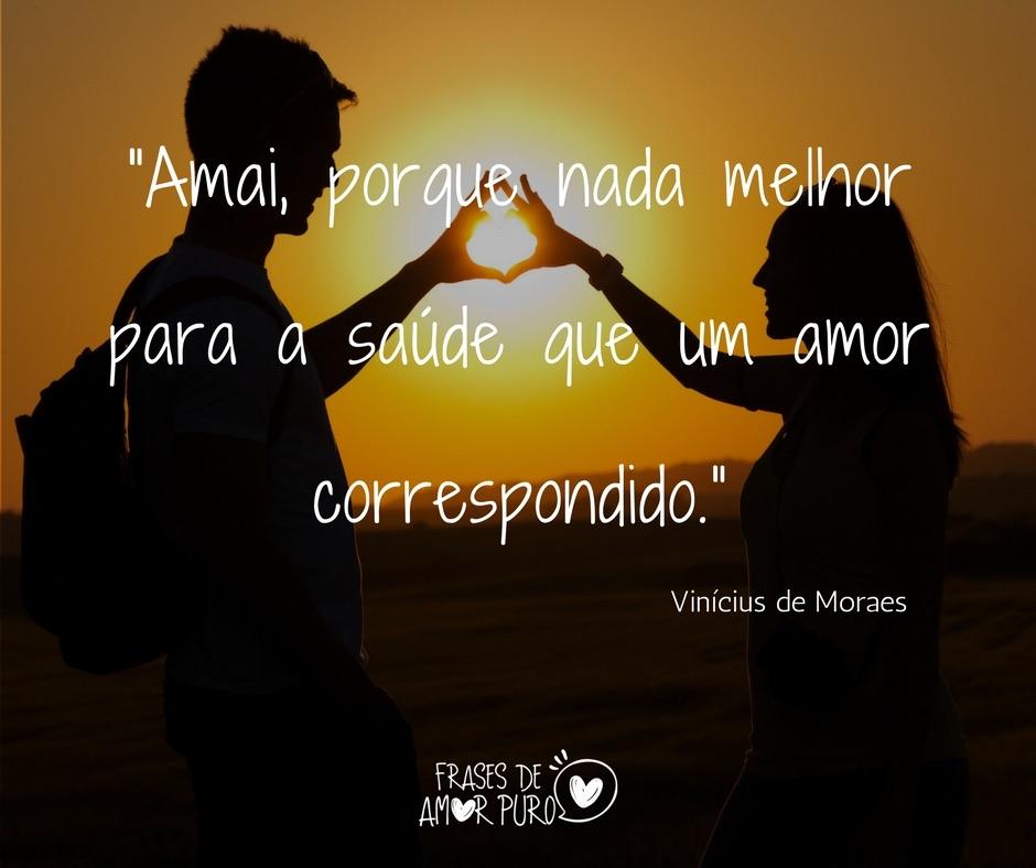 Amar Porque Nada Melhor Para A Sade Que Um Amor Mensagem