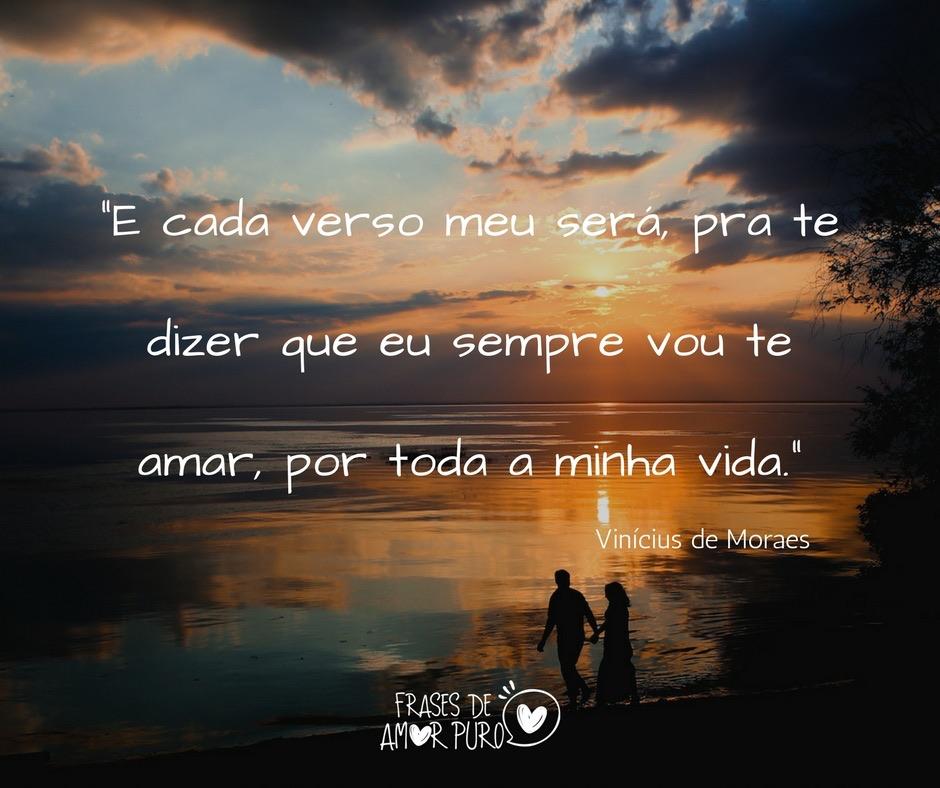 Eu Sempre Vou Te Amar Frases De Amor Puro