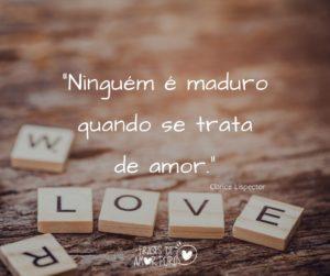 Clarice Lispector Frases De Amor Puro