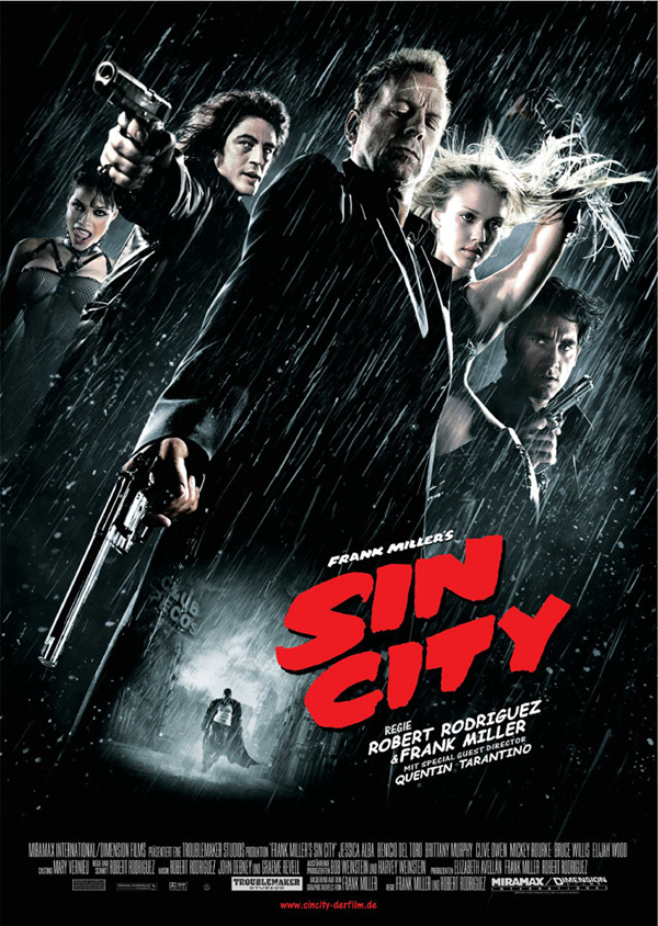 la ciudad del pecado