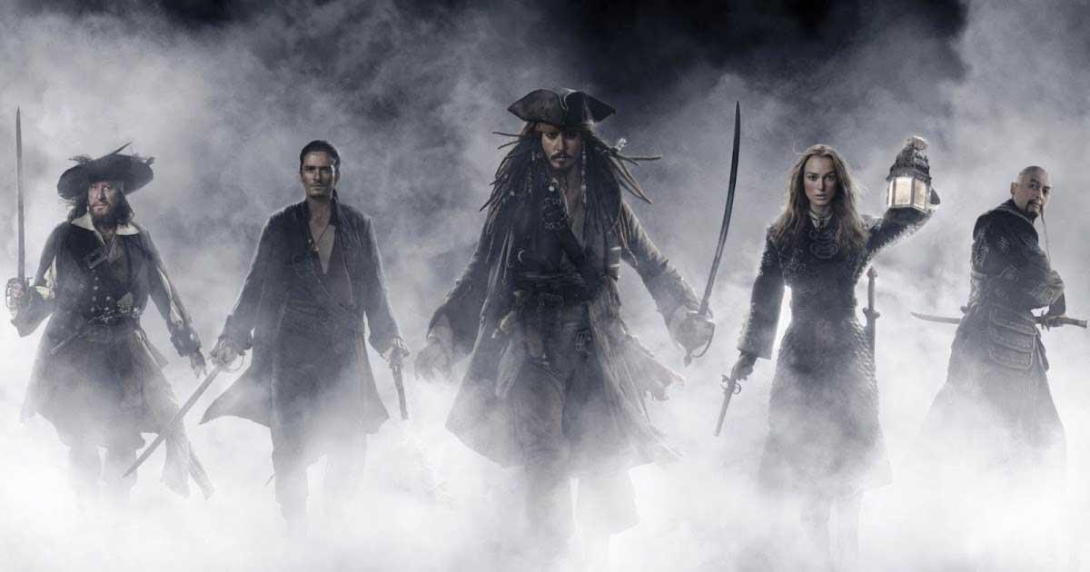 Frases De La Película Piratas Del Caribe En El Fin Del Mundo