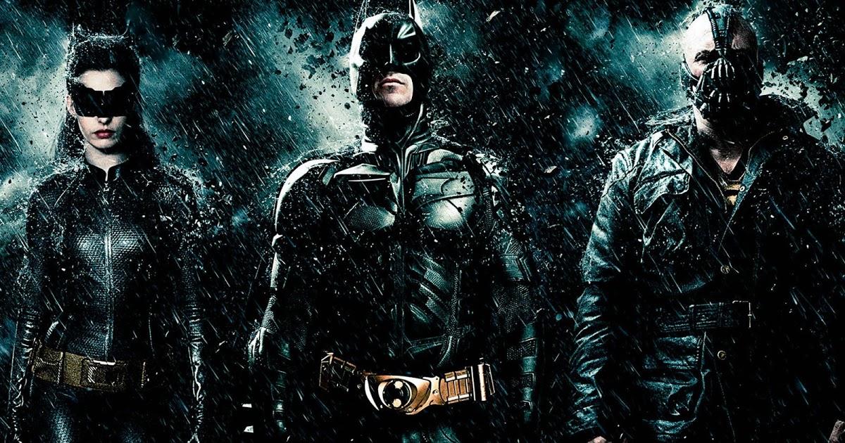 Frases De La Película Batman El Caballero De La Noche Asciende