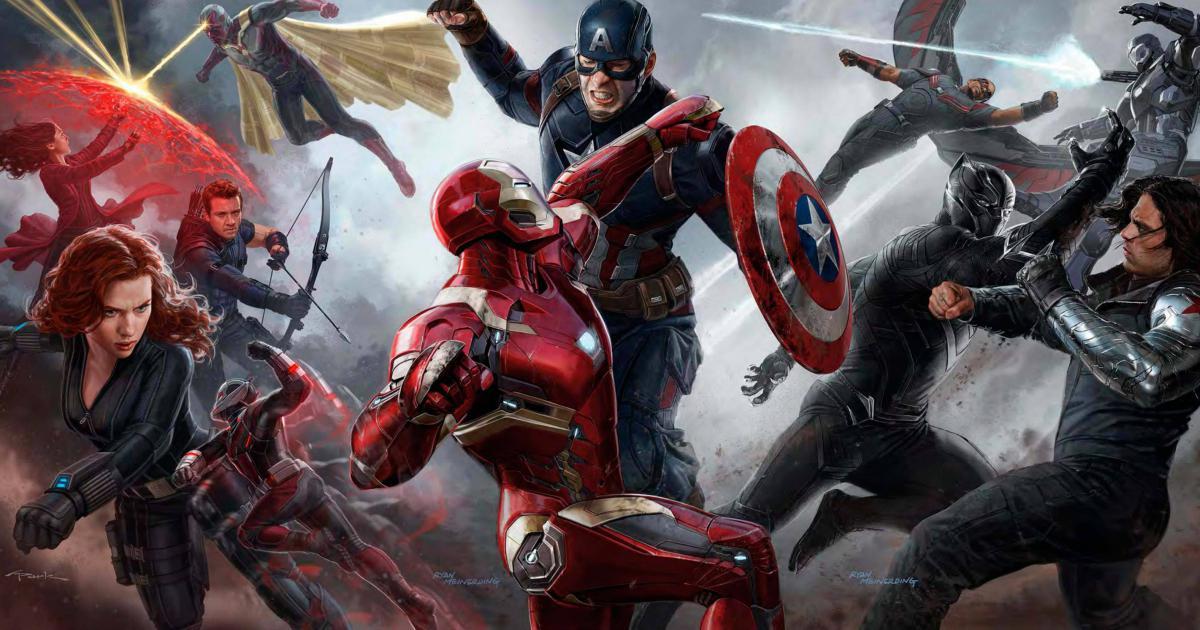 Frases De La Película Capitán América Civil War