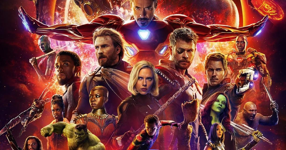 Frases De La Película Avengers Infinity War