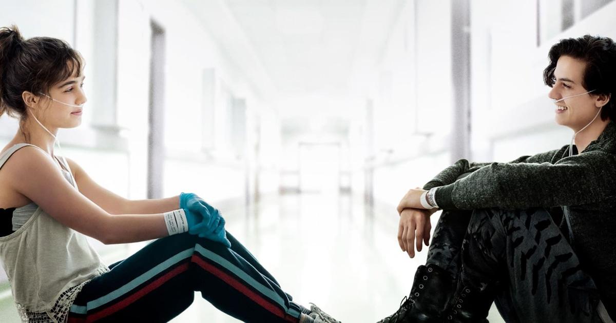 Frases De La Película A Dos Metros De Ti Five Feet Apart