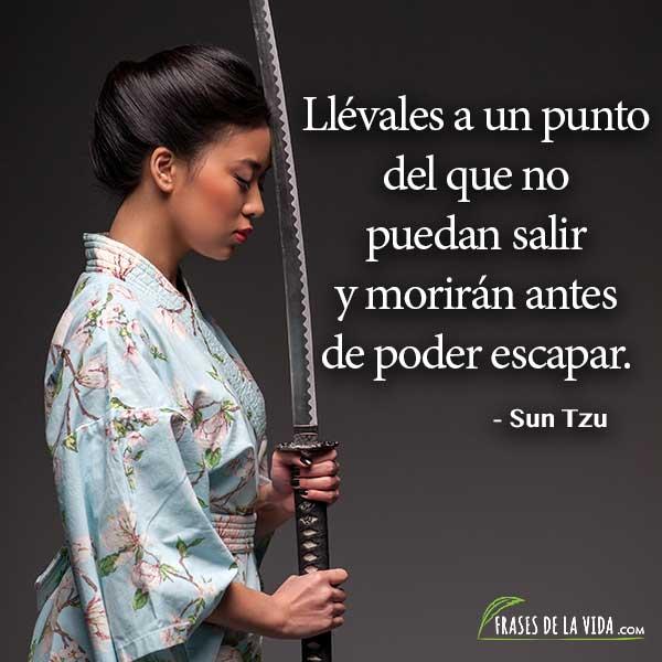 Frases de El arte de la guerra 3, Frases de Sun Tzu