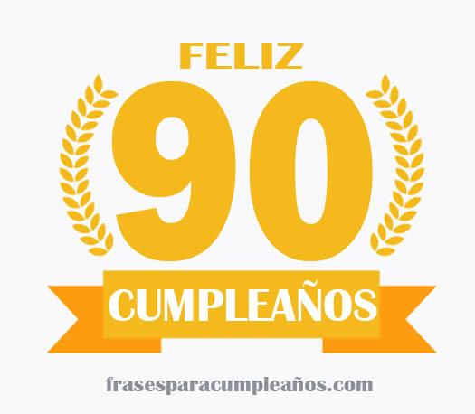 imágenes de cumpleaños 90 años