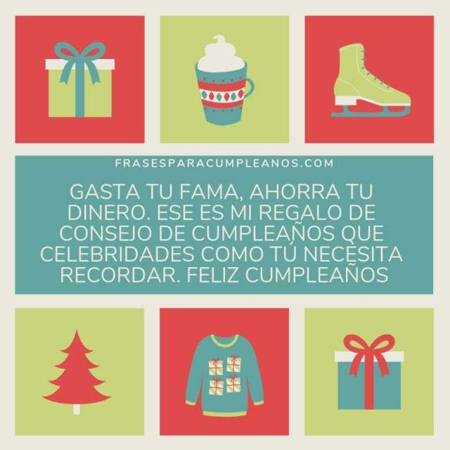 Imágenes de felicitaciones de cumpleaños diciembre