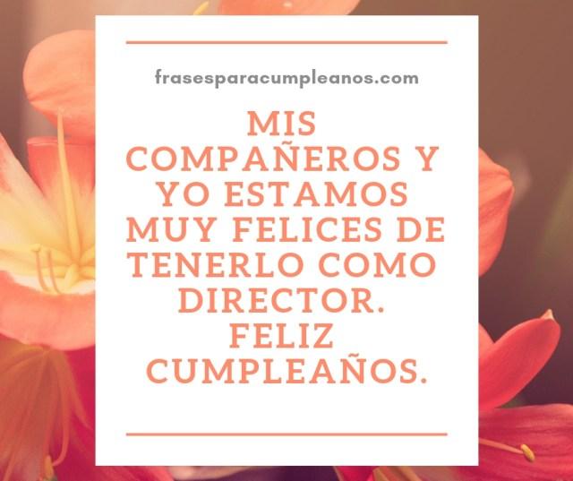 imágenes de cumpleaños para un director