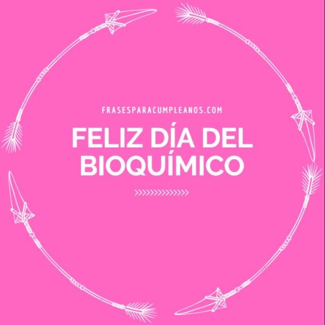 Tarjetas de Felicitaciones Día del Bioquímico