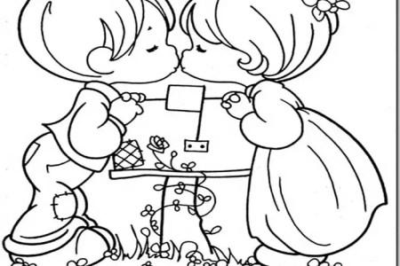2018 Imagenes Para Dibujar De Amor Dibujos Para Colorear De