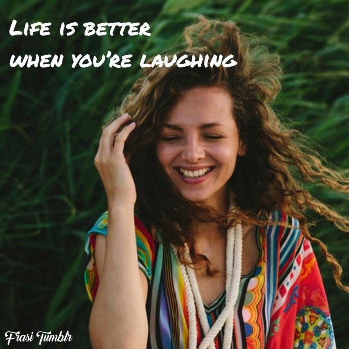 frasi-sorriso-inglese-ridere