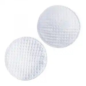 Discos de lactancia de algodón orgánico certificado ORGANYC
