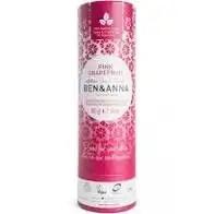 Desodorante natural en stick BEN & ANNA