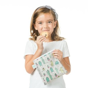 Bolsa reutilizable para snack- Flechas BUMKINS