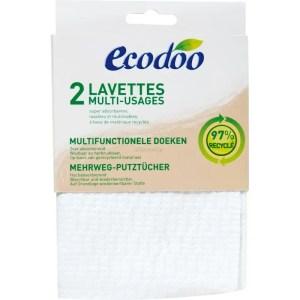 Bayeta de materiales reciclados ECODOO
