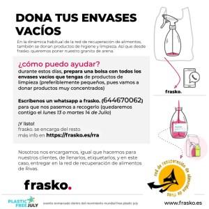 Recogida Solidaria de Envases RRAR