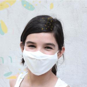 Mascarilla infantil certificadas algodón