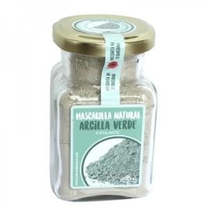 Mascarilla exfoliante con arcilla verde ZORRO D'AVI