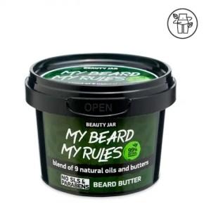 Manteca natural para barba BEAUTY JAR