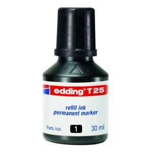 Tinta de recarga para marcador permanente t-25 EDDING